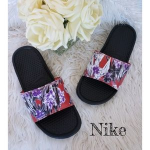 online retailer de310 ecc86 Nike Slippers for Women | Poshmark